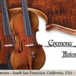 Скрипки Cremona и Cervini. Выбираем скрипки правильно!